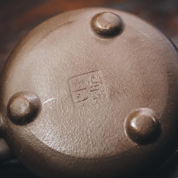 Исинский чайник «Сан Цзу Ши Пяо» 150мл