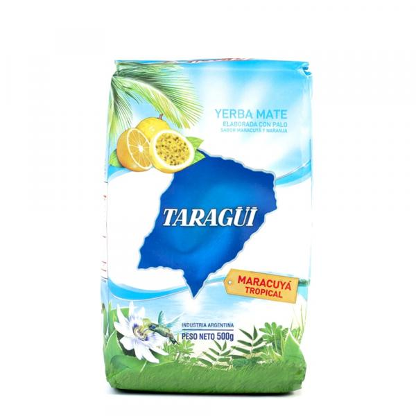 Мате «Taragui» Маракуйя 500 г фото
