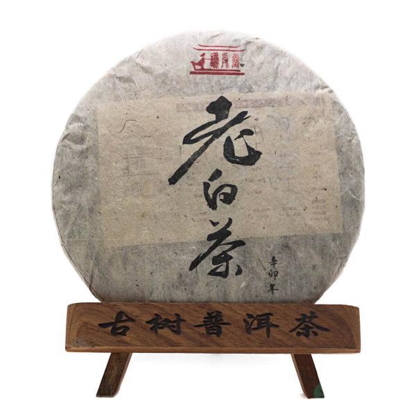 Белый чай Лао Шоу Мэй