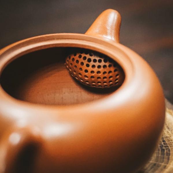 Исинский чайник «Фан Гу 676» 115мл