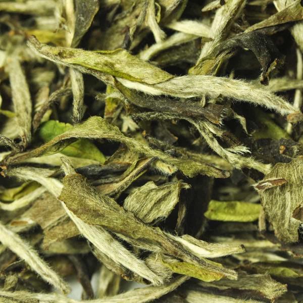 Белый чай Бай Му Дань «Белый пион»