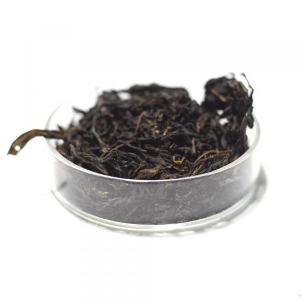 Иван-чай черный ферментированный листовой