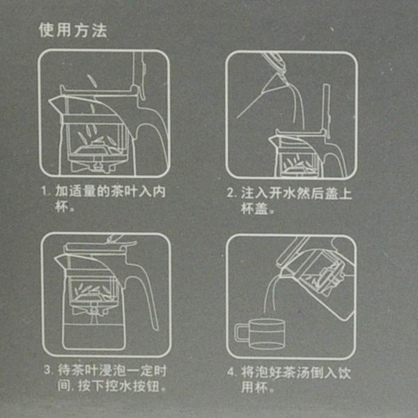Типот SAMA SAG-08 (500мл)