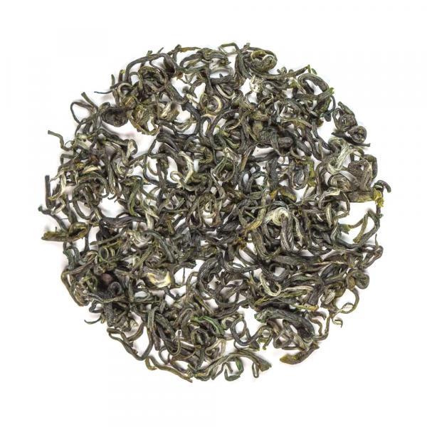 Зеленый чай «Маофэн» с горы Мэн Дин Шань