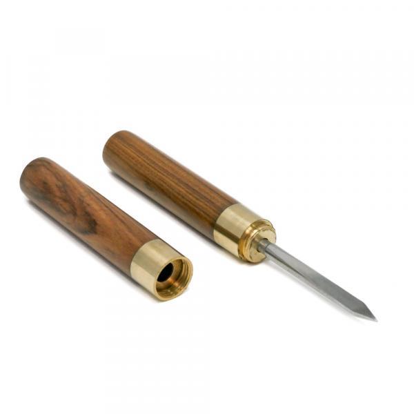 Шило (нож) для Пуэра 17см (плоское лезвие)