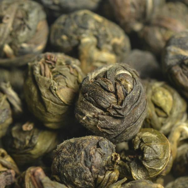 Зеленый чай Моли Лун Чжу «Жемчужина дракона»