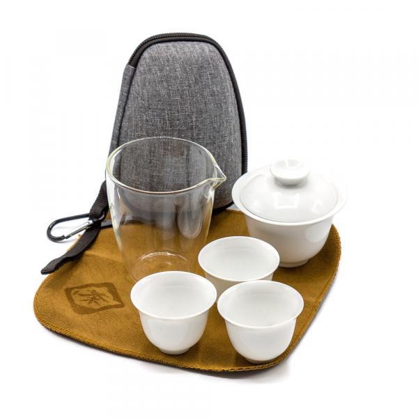Походный чайный набор «Борсетка» 7предметов