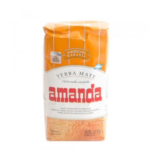 Мате «Amanda» Апельсиновая 500 г фото