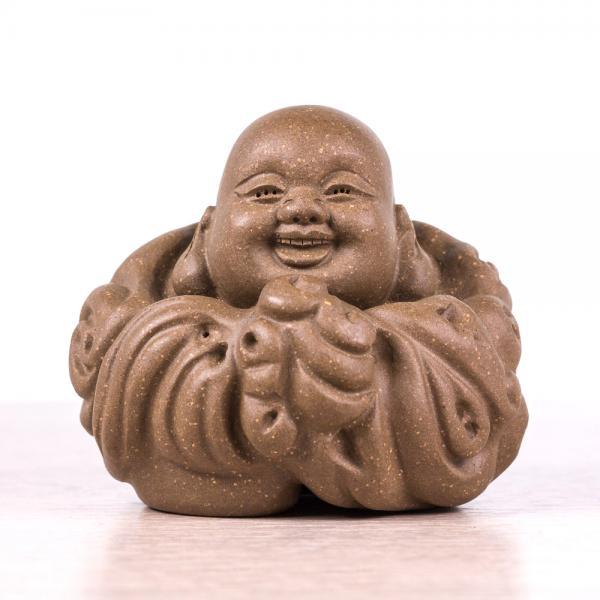 Чайная фигурка «Хотэй на улыбке» 6 см фото
