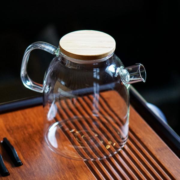 Чайник Sama  S-091 огнеупорный 1600мл