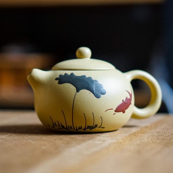 Исинский чайник «Си Ши» 225 мл фото