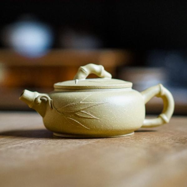 Исинский чайник «Чжу Дуань Ху» 125 мл фото