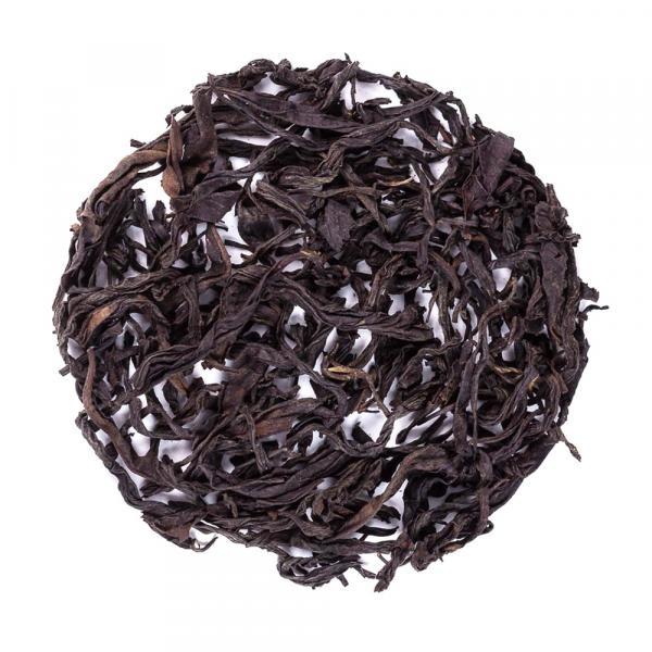 Красный чай «Заповедный» Янь Сун Сяо Чжун копченый фото