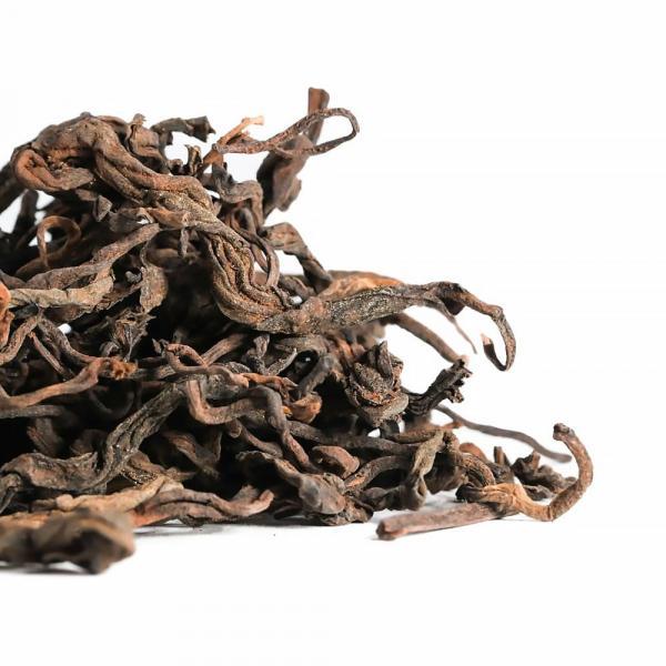 Чай Пуэр Шу со старых деревьев из Мэнку 2017г