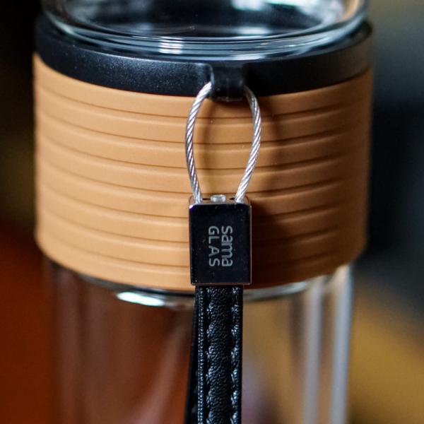 Бутылка для чая Sama «Походная № 5» 240мл