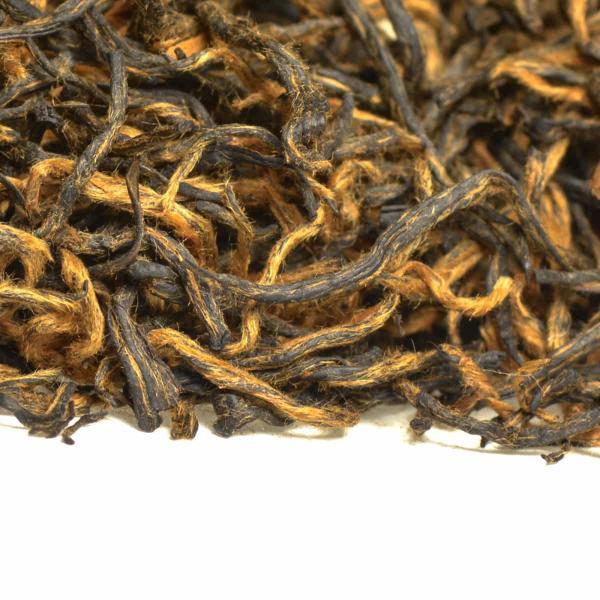Красный чай Цзинь Цзюнь Мэй «Золотые брови»