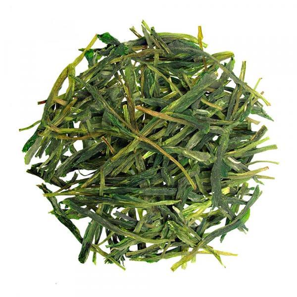 Тайпин Хоукуй зеленый китайский чай фото