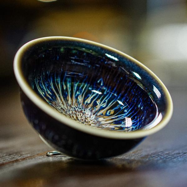 Пиала «Тайна глубин 3» керамика 50 мл фото