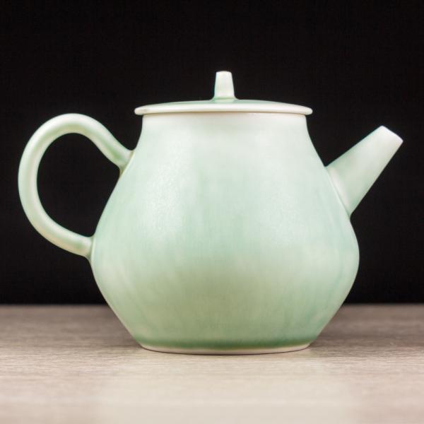 Чайник «Светлый 315» фарфор 180 мл фото