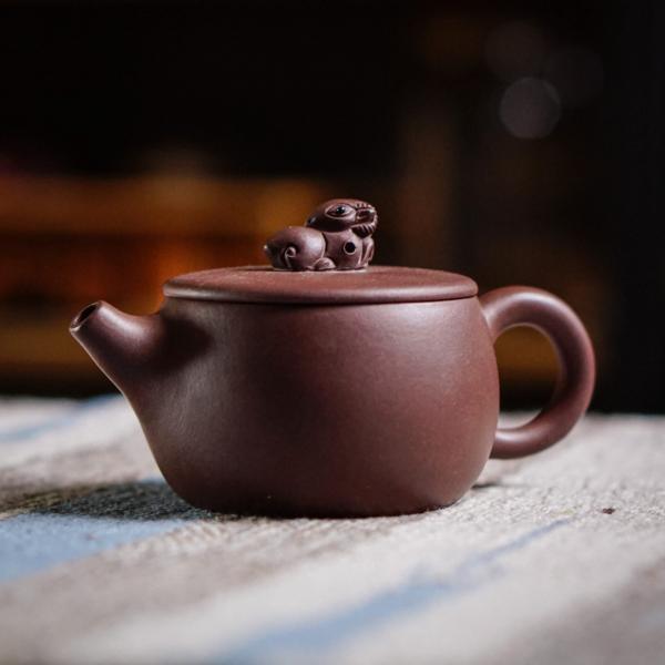 Исинский чайник «2124» 125 мл фото