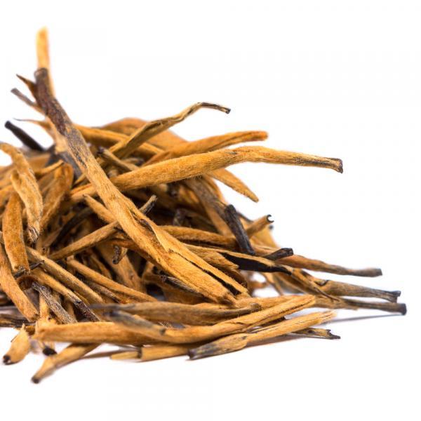 Красный чай Дянь Хун Да Цзинь Чжень Ван «Владыка золотых игл»