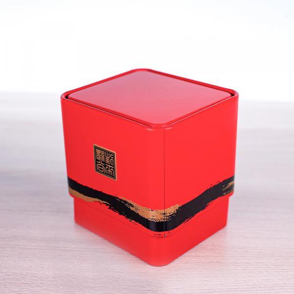 Баночка для чая «Красный дракон» 200мл