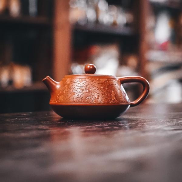Исинский чайник «Ши Пяо Фэй Лун» 180 мл фото