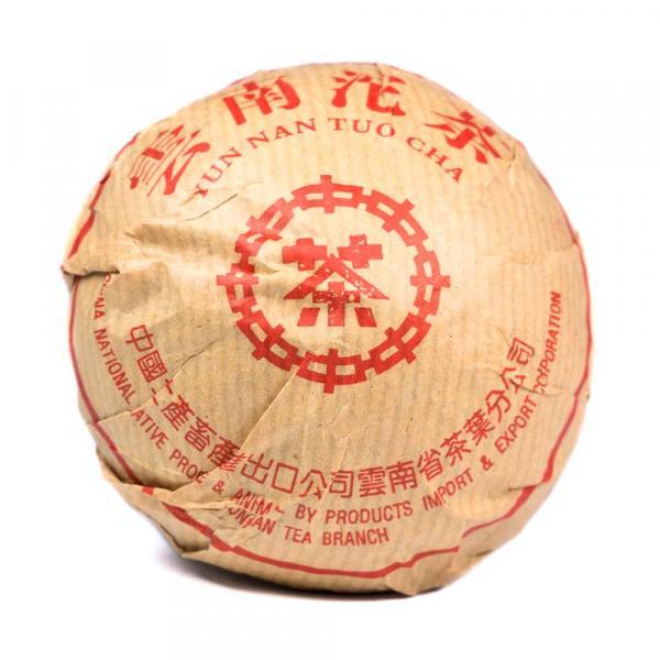 Чай Пуэр Шу «Чайная ветвь» Точа 2009г. (100 гр.)