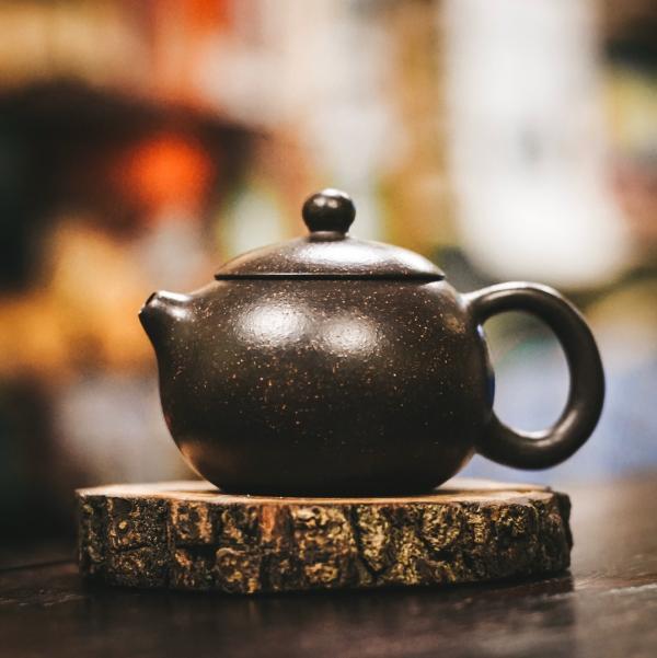 Исинский чайник «Си Ши» из исинской глины 130 мл риал фото