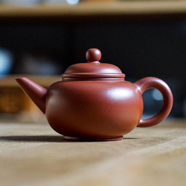 Исинский чайник «Шуй Пин» 165 мл фото
