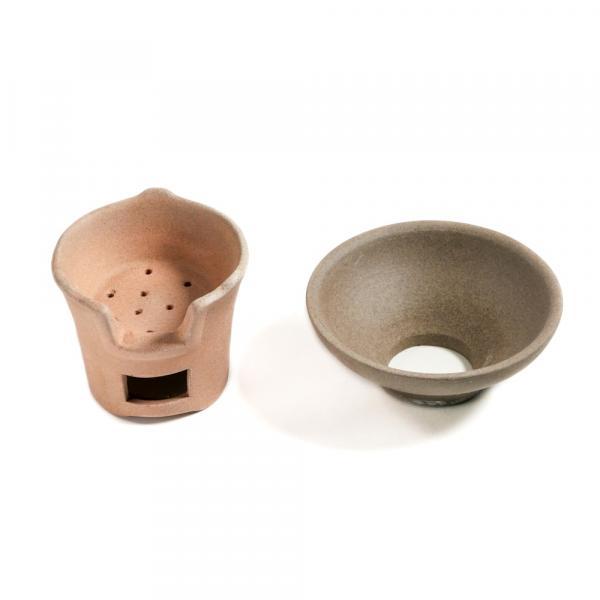 Сито для чая «Глина» на подставке