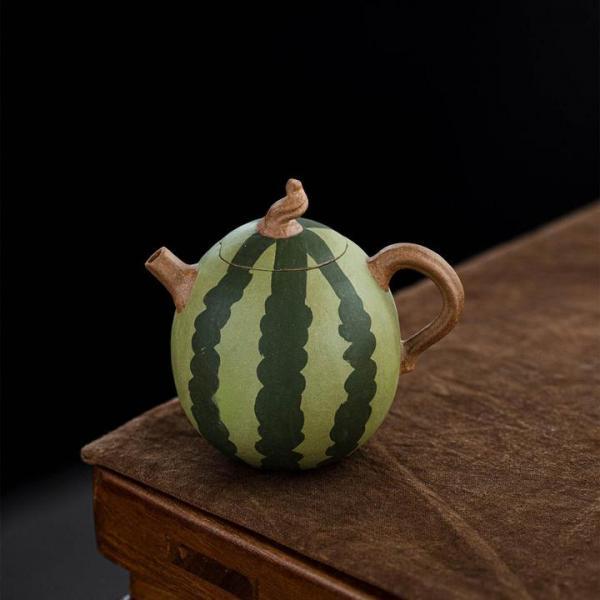 Исинский чайник «Арбуз» 150 мл фото
