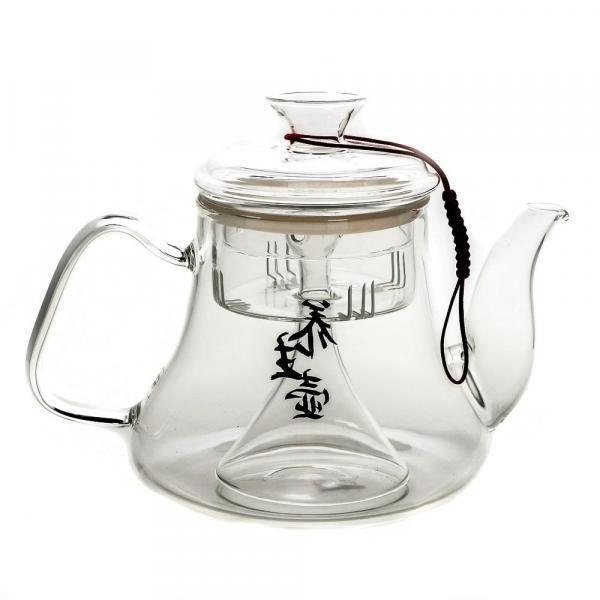 Чайники стекло сифон 1,2 л фото