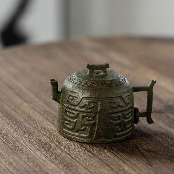 Исинский чайник «Цинь Цуань Таоте» 150 мл фото