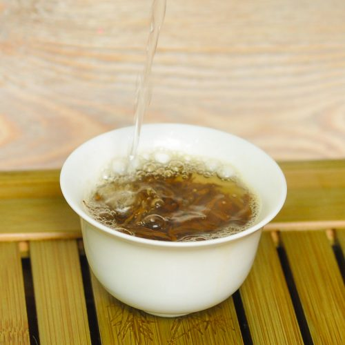 Золотые брови чай