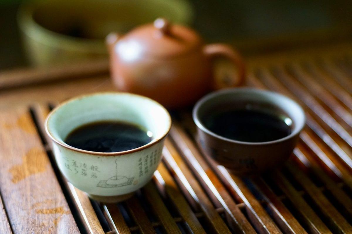 Гунтин Чай фото