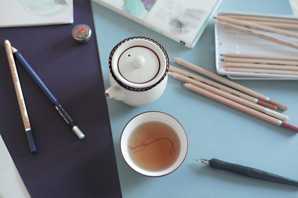 Алина чай и творчество фото
