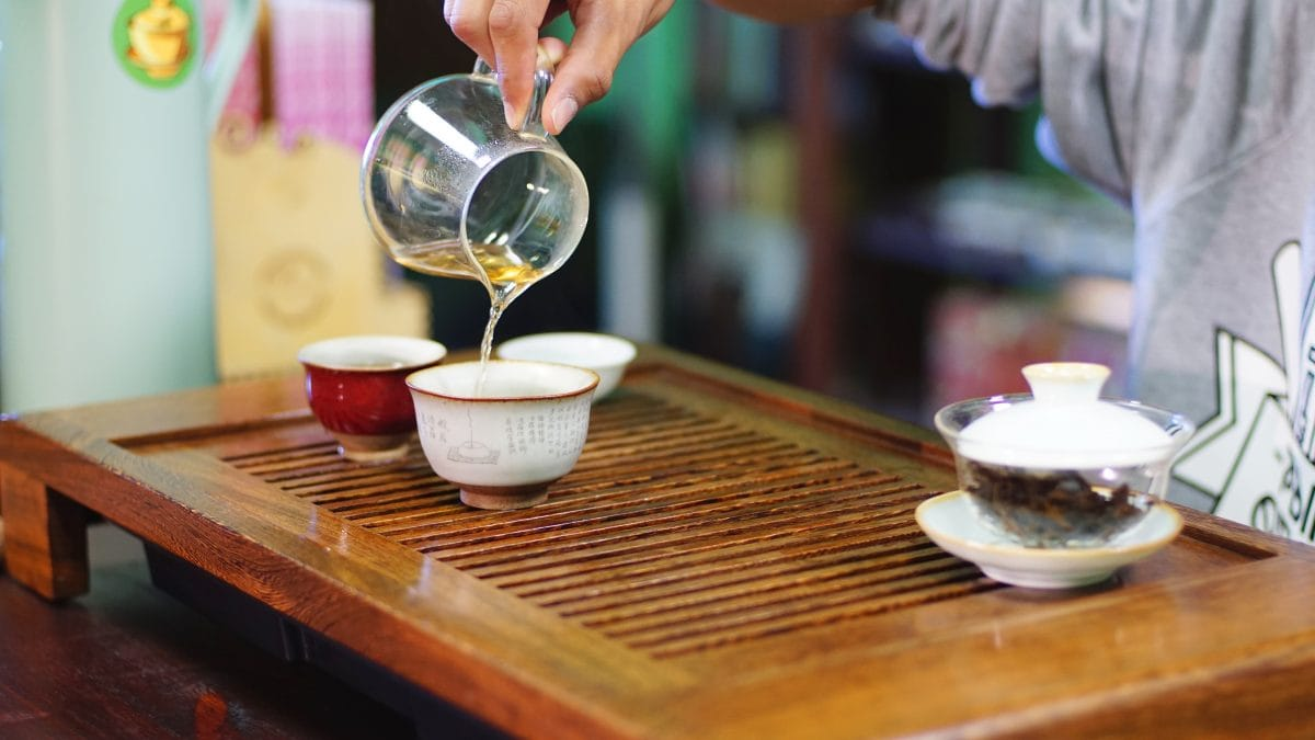 Краснодарский Габа чай фото