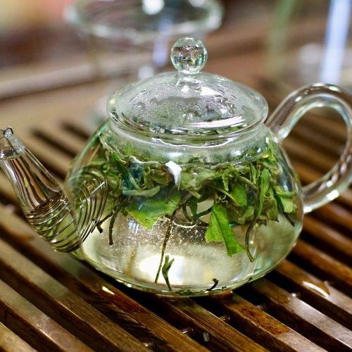 Чай бай му дань
