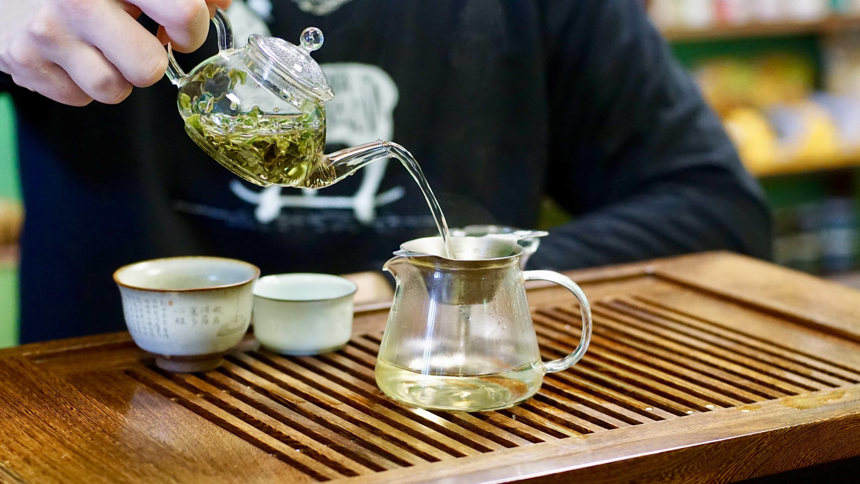 Чай белый пион
