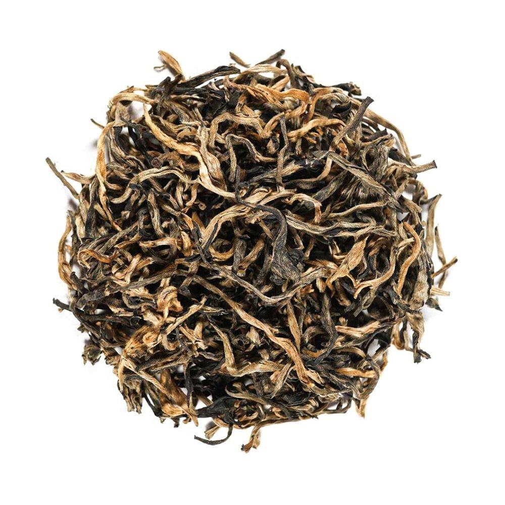 Красный чай Дянь Хун Цзинь Сы Золотой шелк Юньнань фото