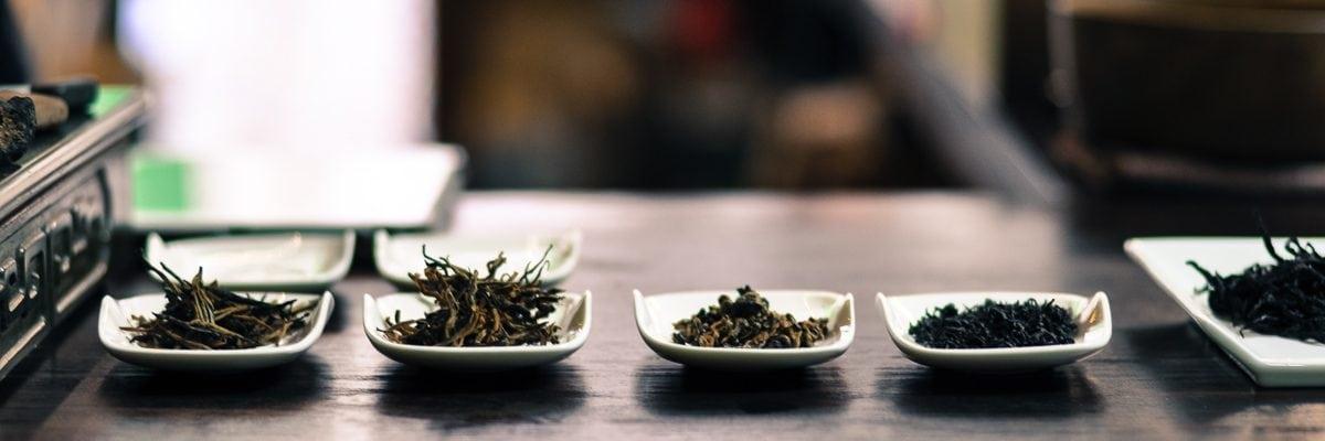 Зимняя чайная школа в чайной мастерской